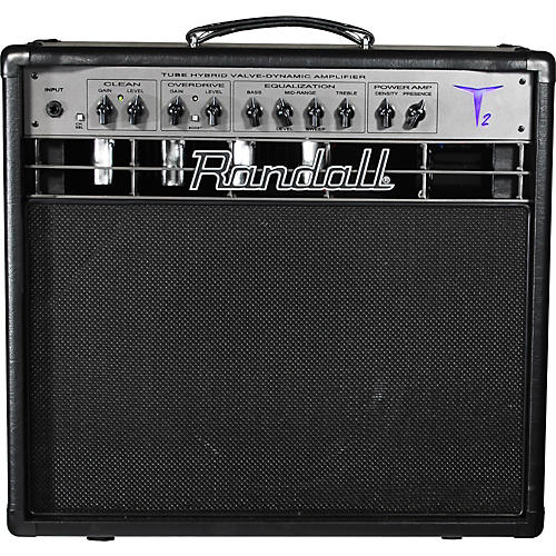 Randall T2 Series T2C 100W 1x12 Guitar Amp Combo thumbnail