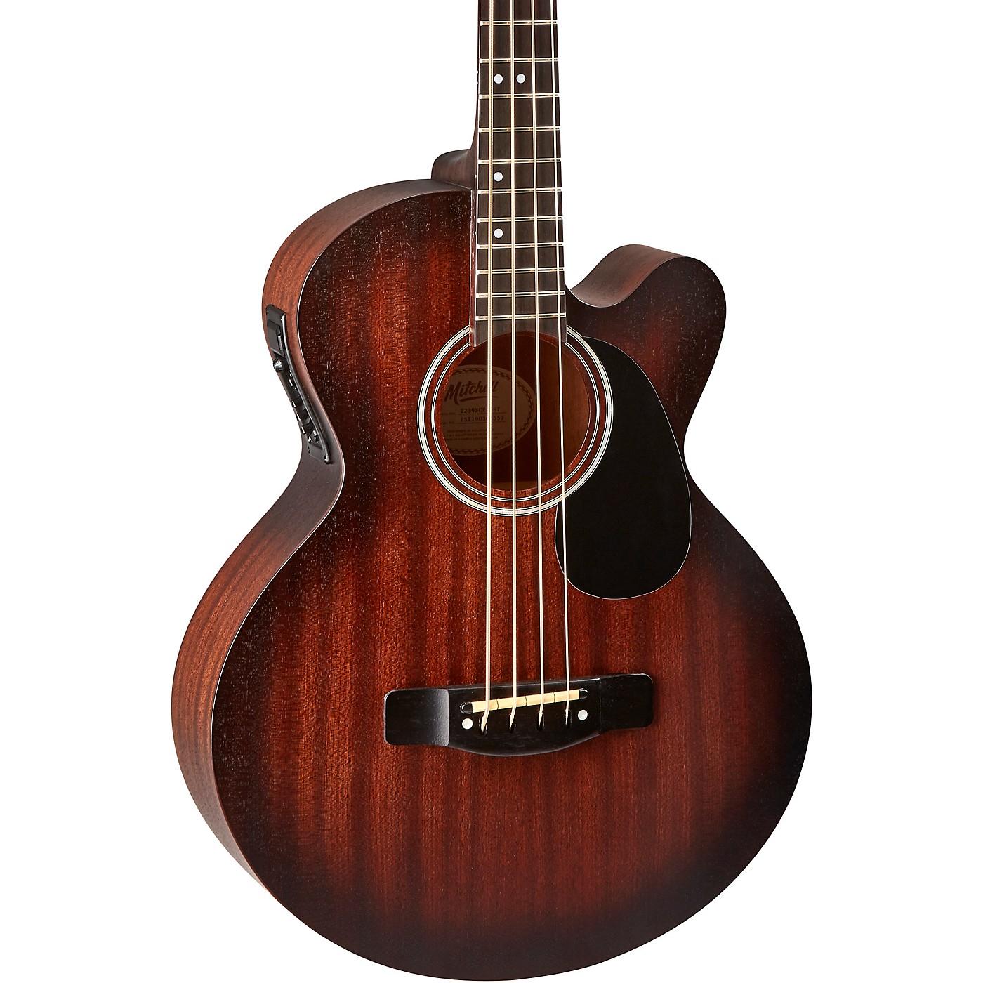 Mitchell T239B-CE-BST Terra Acoustic Electric Bass thumbnail