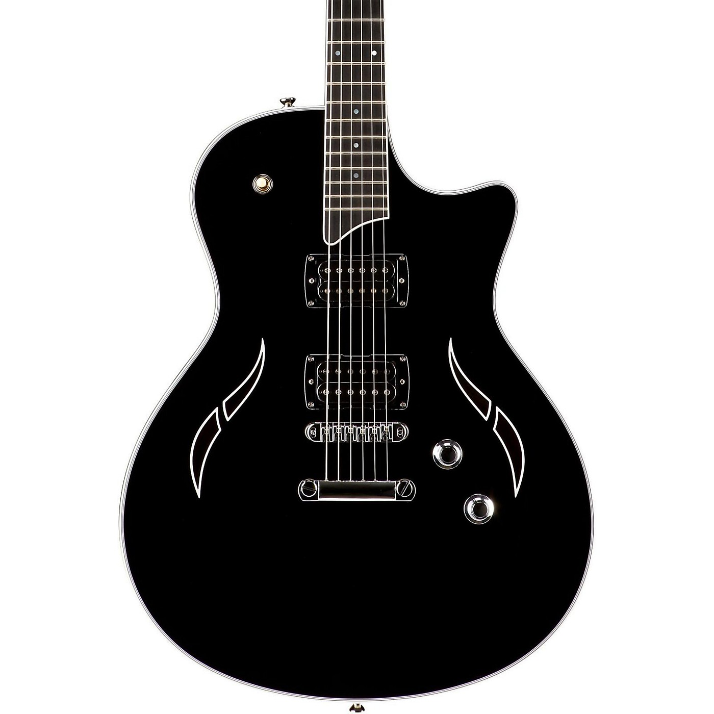 Taylor T3 Flame Black Semi-Hollowbody Electric Guitar thumbnail