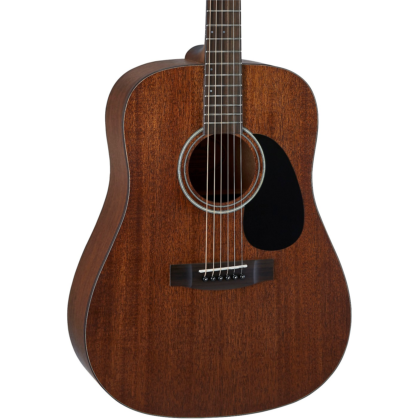 Mitchell T331 Solid Top Mahogany Dreadnought Acoustic Guitar thumbnail