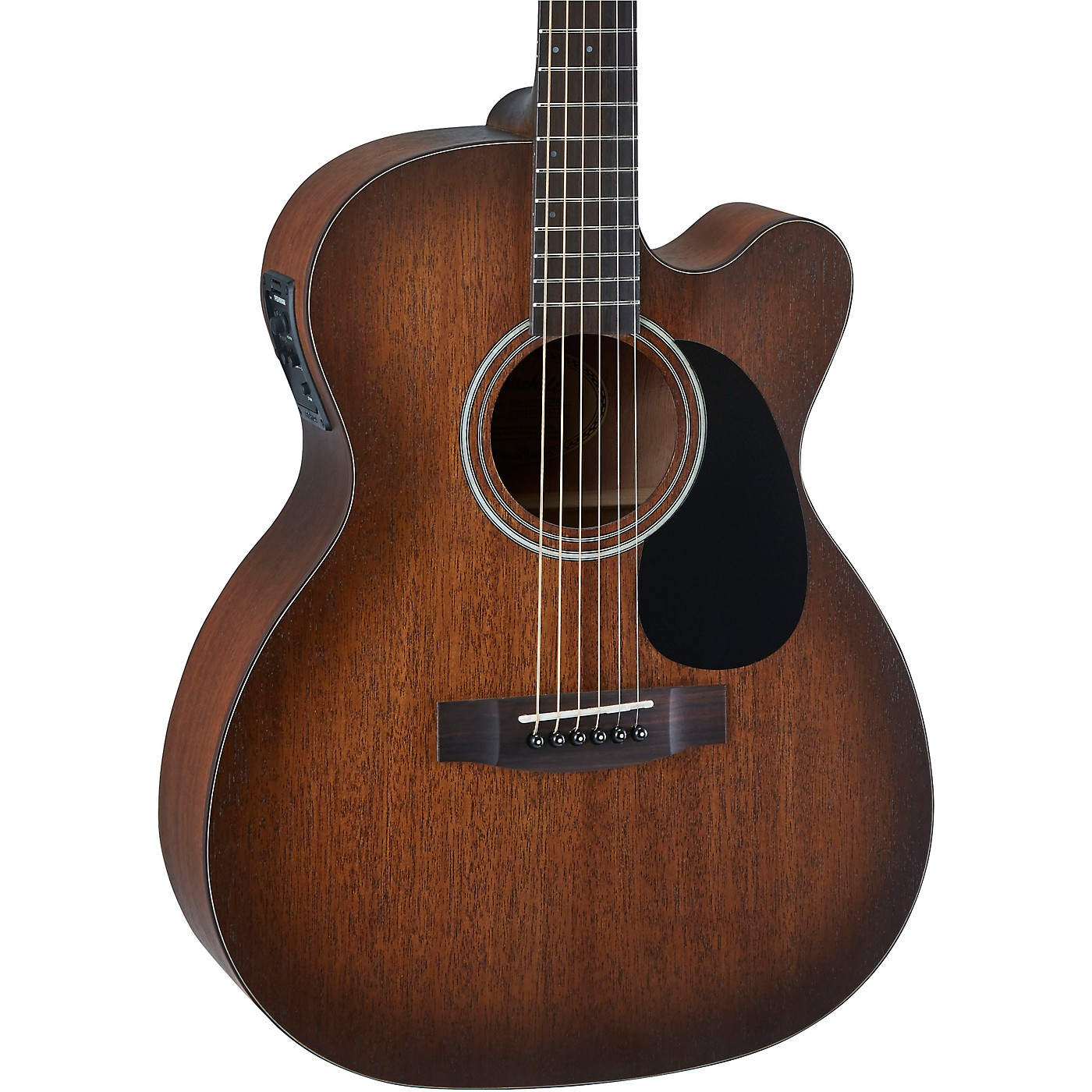 Mitchell T333CE-BST Solid Top Mahogany Auditorium Acoustic-Electric Guitar thumbnail