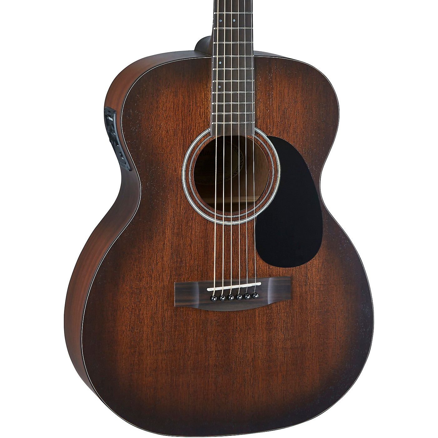 Mitchell T333E-BST Solid Mahogany Auditorium Acoustic-Electric Guitar thumbnail