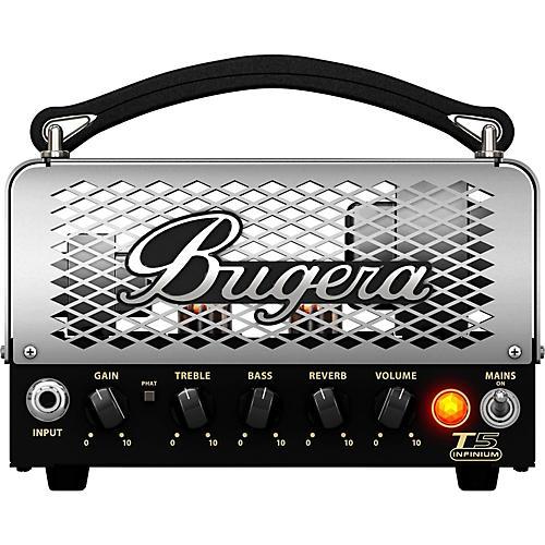 Bugera T5 5W Tube Guitar Amplifier Head thumbnail