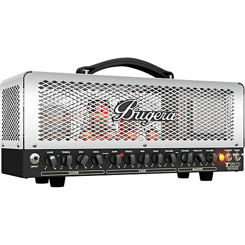 Bugera T50 Infinium 50W Tube Guitar Amplifier Head thumbnail