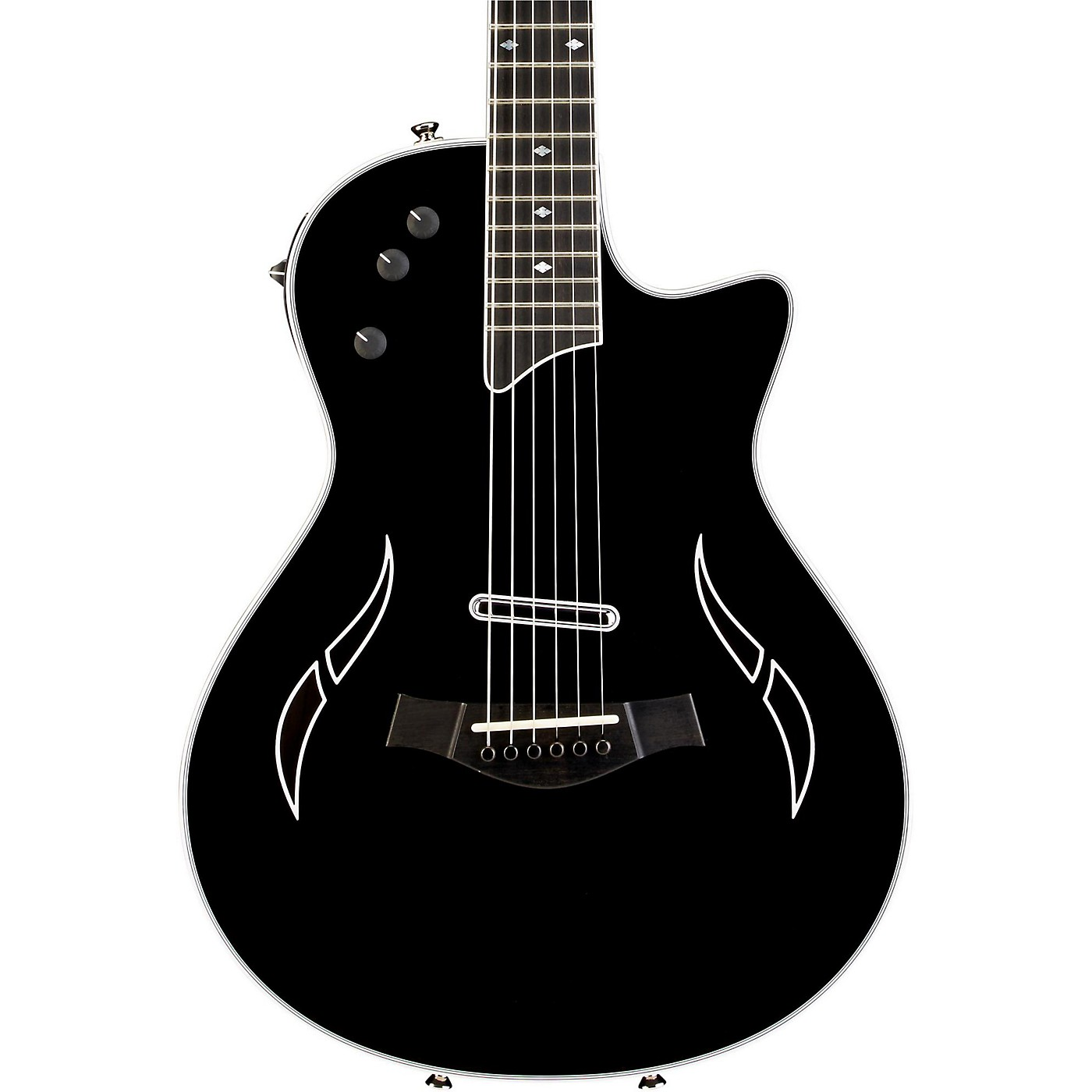 Taylor T5z Standard Cutaway T5 Electronics Spruce Top Acoustic-Electric Guitar thumbnail