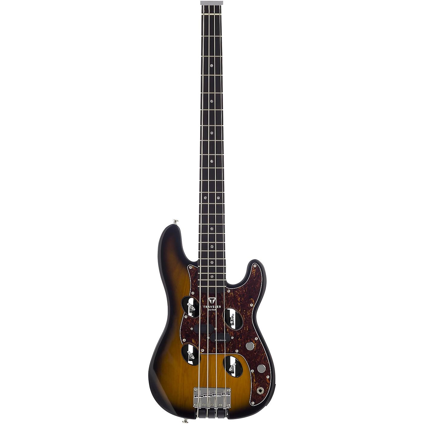 Traveler Guitar TB-4P Electric Travel Bass thumbnail