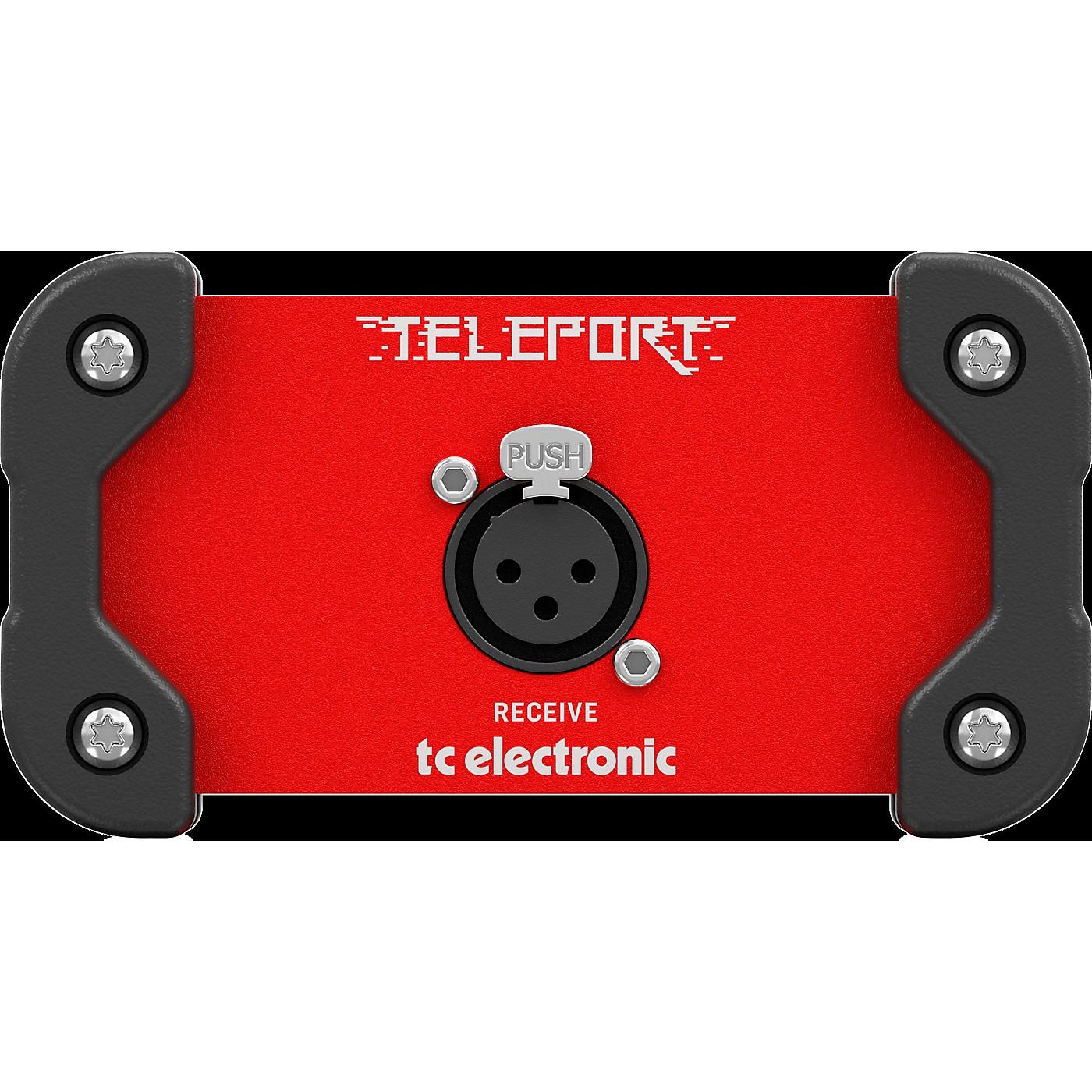 TC Electronic TC Electronic Teleport GLR Active Guitar Signal Receiver thumbnail