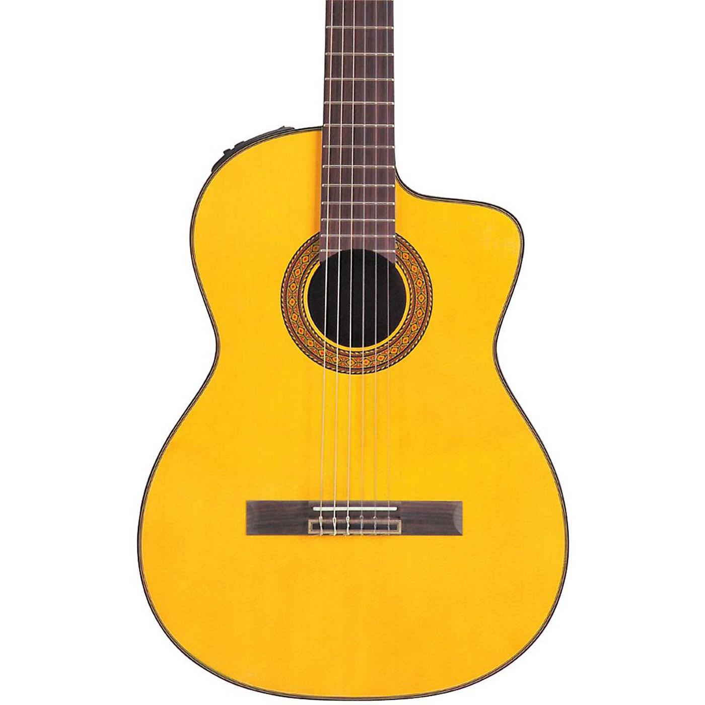 Takamine TC132SC Acoustic-Electric Nylon String Guitar thumbnail