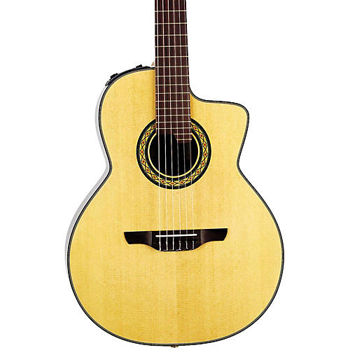 Takamine TC135SC Classical 24-Fret Cutaway Acoustic-Electric Guitar-thumbnail