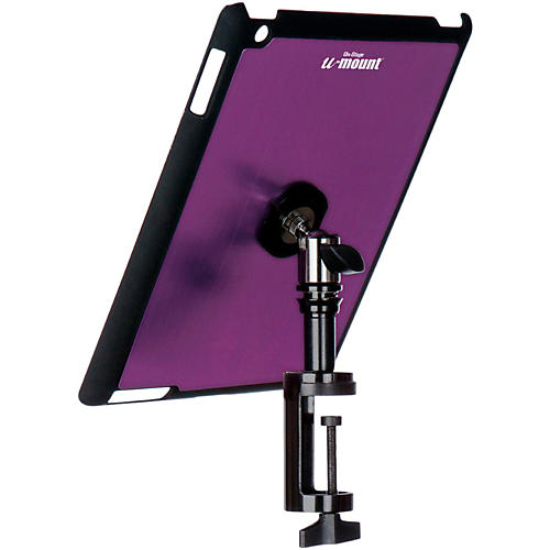 On-Stage TCM9163 Quick Disconnect Table Edge Tablet Mounting System with Snap-On Cover thumbnail