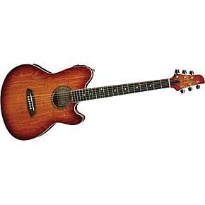 ibanez tcy20e talman double cutaway acoustic electric guitar woodwind brasswind. Black Bedroom Furniture Sets. Home Design Ideas