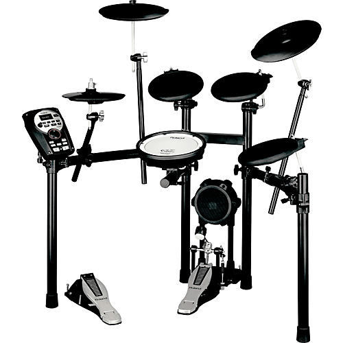 Roland TD-11K-S V-Compact Series Electronic V-Drum Kit thumbnail