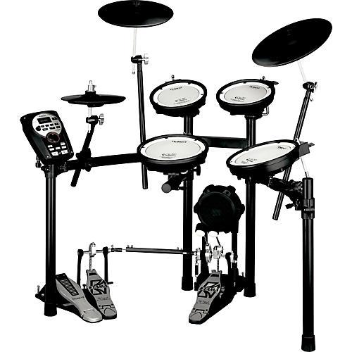 Roland TD-11KV-S V-Compact Series Electronic Drum Kit thumbnail