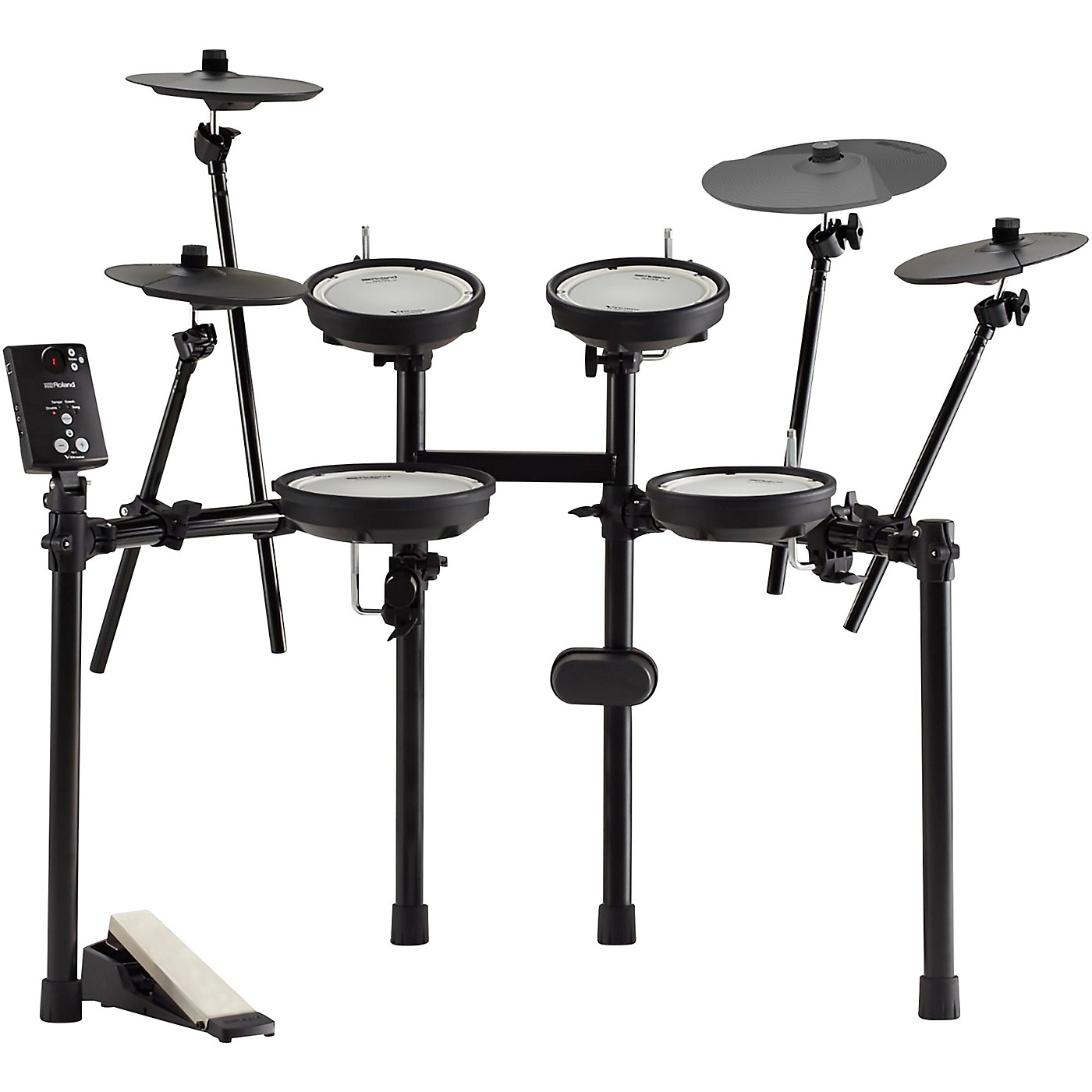 Roland TD-1DMKX V-Drums Set With Additional Larger Ride Cymbal thumbnail