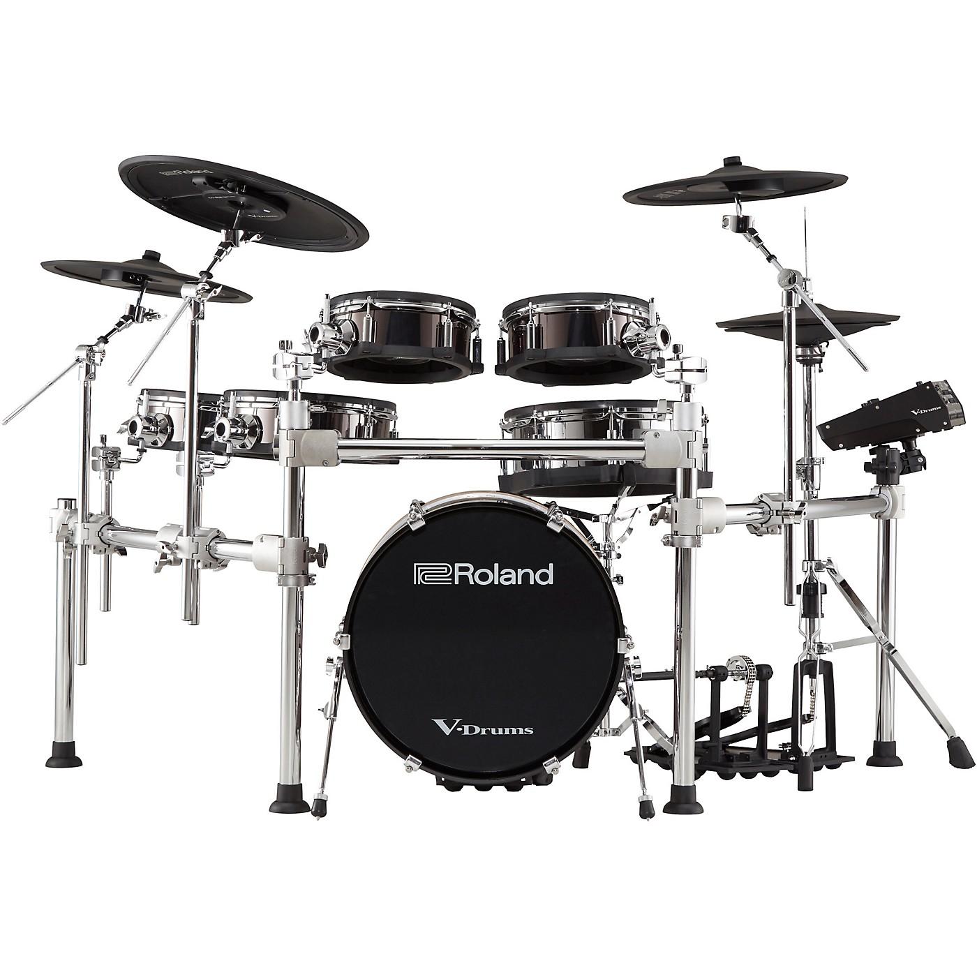Roland TD-50KV2 Electronic Drum Kit thumbnail
