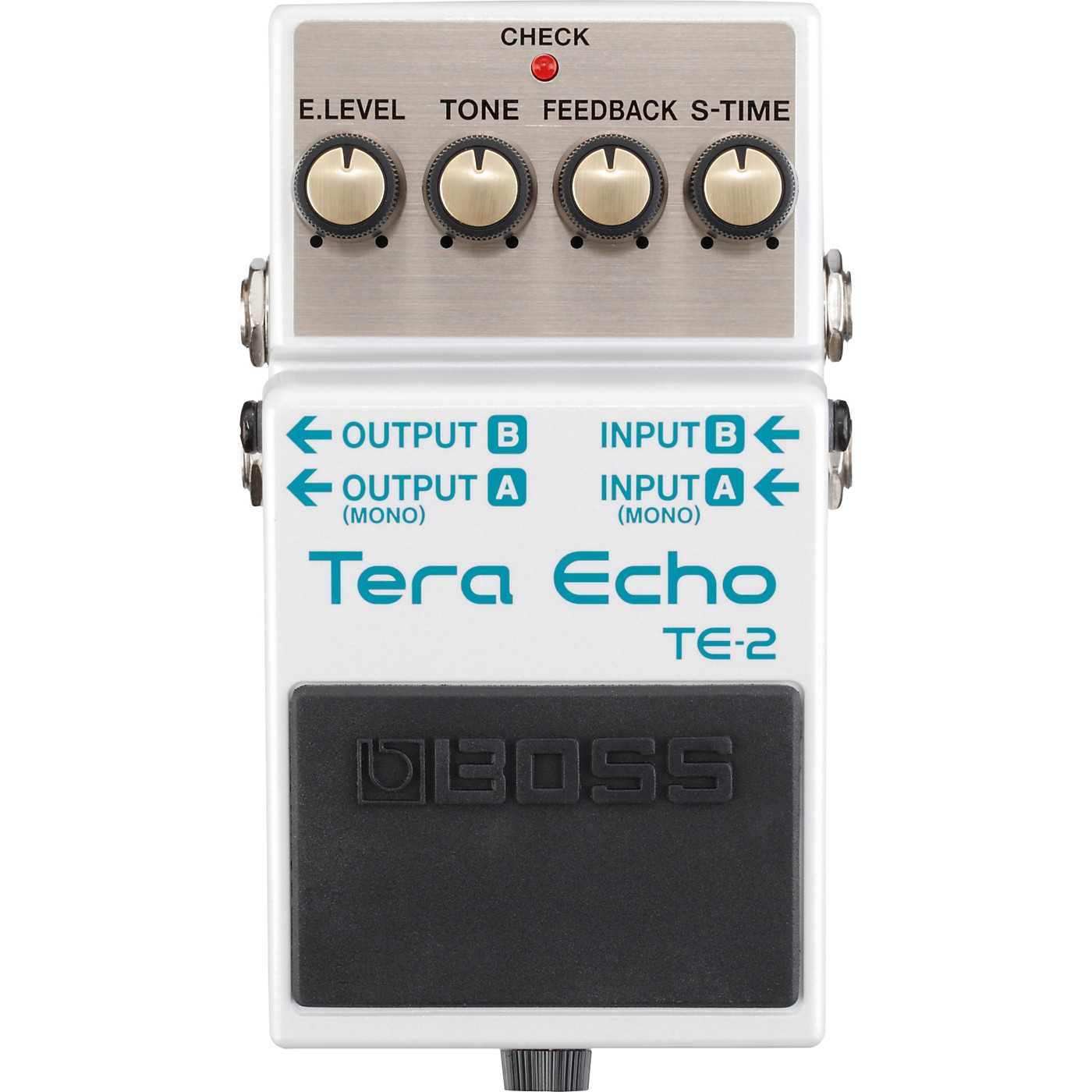 Boss TE-2 Tera Echo Guitar Effects Pedal thumbnail
