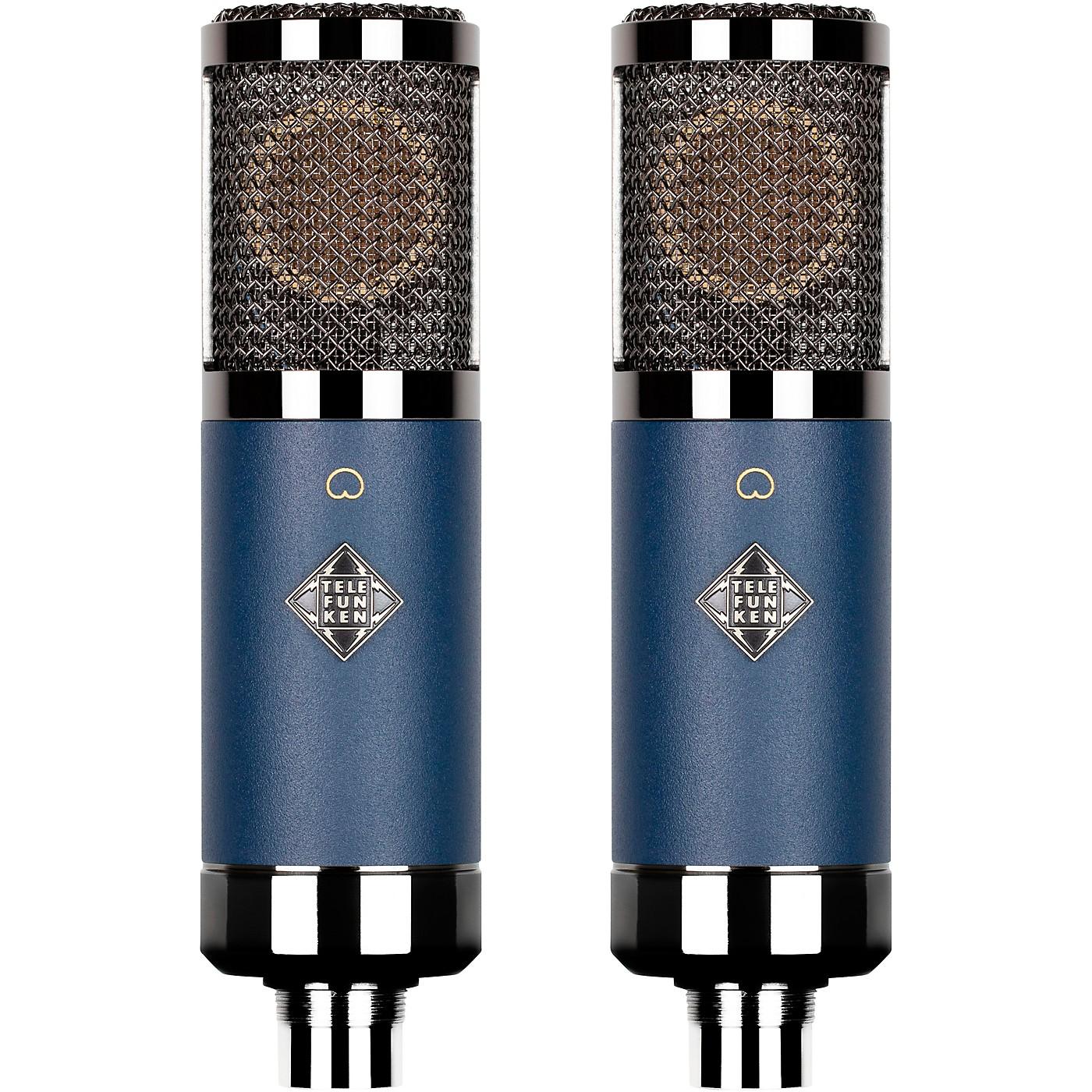 Telefunken TF11 FET Stereo Set Large Diaphragm Condenser Microphone thumbnail