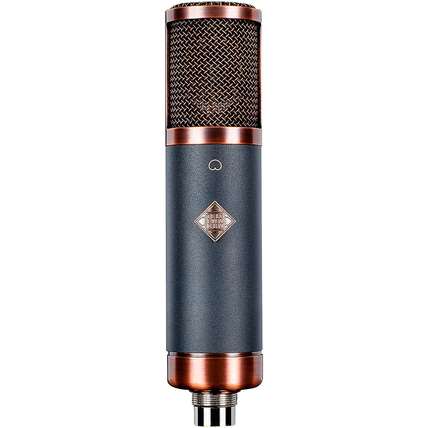 Telefunken TF29 Copperhead Tube Microphone with Shock Mount and Case thumbnail