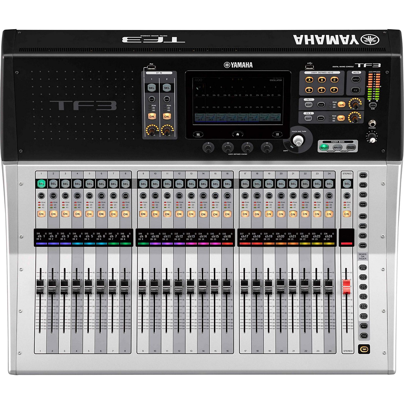 Yamaha TF3 24 Channel Digital Mixer thumbnail