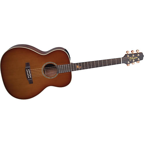 Takamine TF77PT OM Legacy Series Koa Acoustic-Electric Guitar-thumbnail