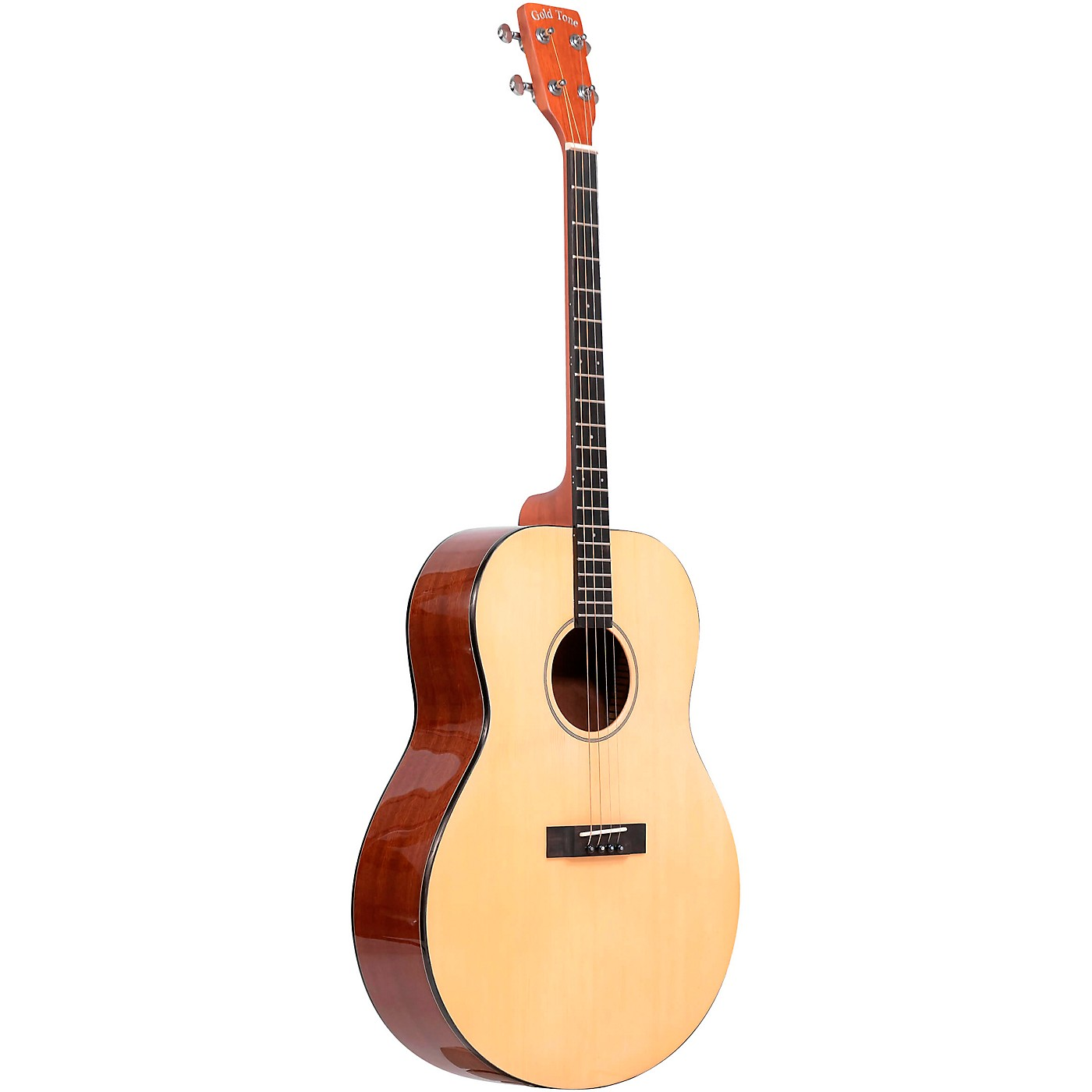 Gold Tone TG-10 Tenor Acoustic Guitar thumbnail