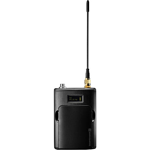 Beyerdynamic TG 1000 Digital Wireless Beltpack Transmitter thumbnail