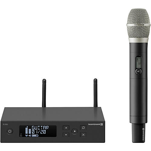 Beyerdynamic TG 556 Wireless Condenser Vocal Microphone Package thumbnail