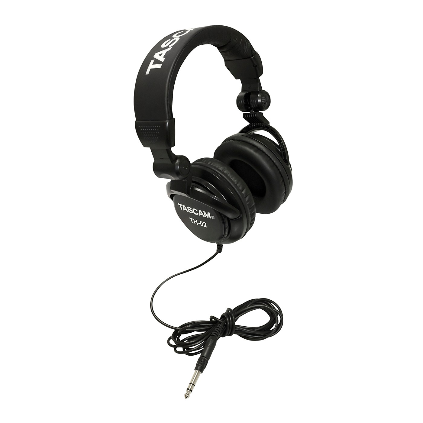 Tascam TH-02 Recording Studio Headphones thumbnail