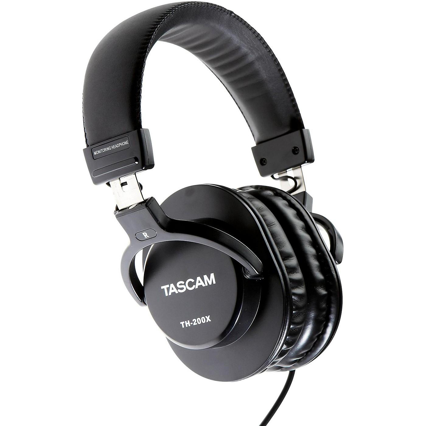Tascam TH-200X Studio Headphones thumbnail