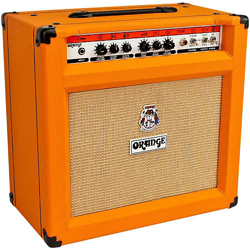 Orange Amplifiers TH30C 30W 1x12 Tube Guitar Combo Amp thumbnail