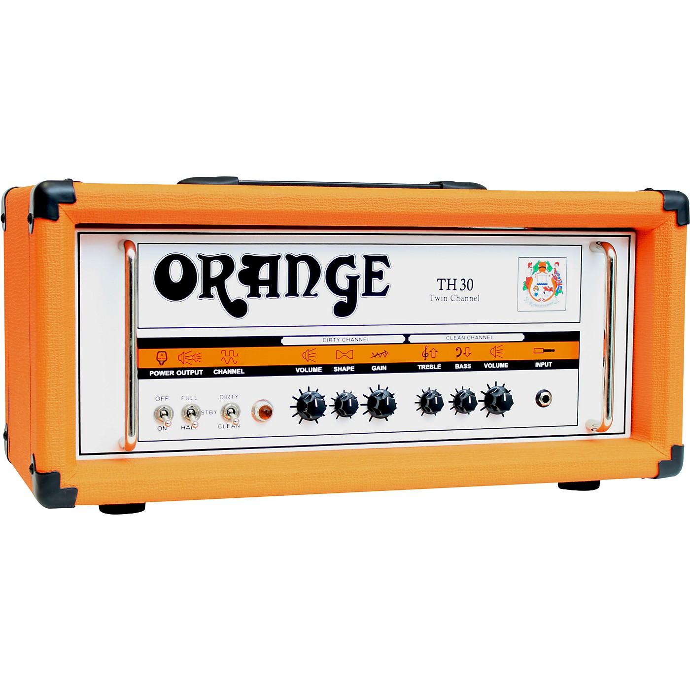 Orange Amplifiers TH30H 30W Tube Guitar Amp Head thumbnail