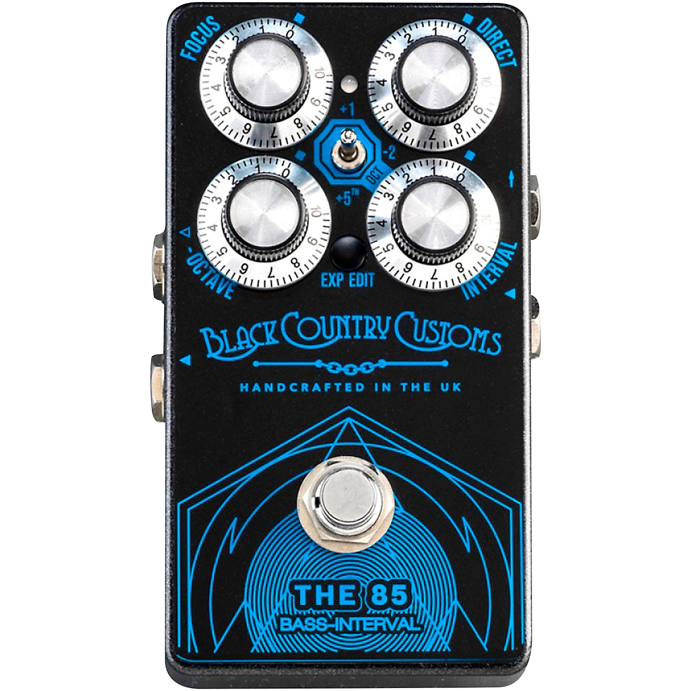 Laney THE '85 Bass Octave Effects Pedal thumbnail