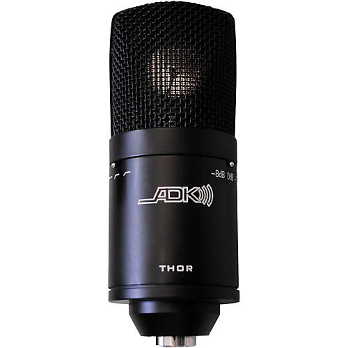 ADK Microphones THOR Multi-Pattern Condenser Microphone thumbnail