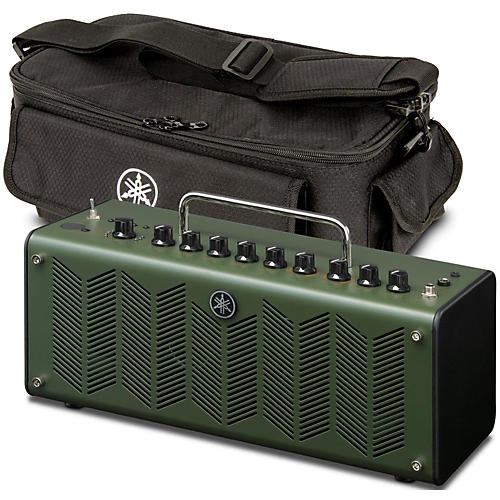 Yamaha THR10X Battery Powered Amp Head with Amp Bag thumbnail