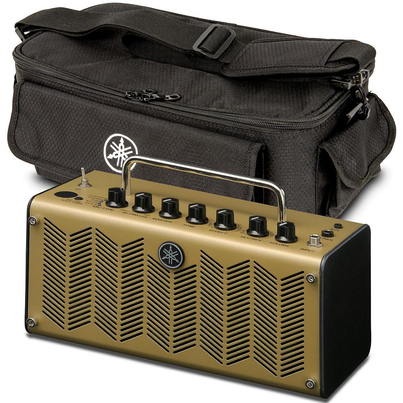 Yamaha THR5A Amp Head and Amp Bag thumbnail
