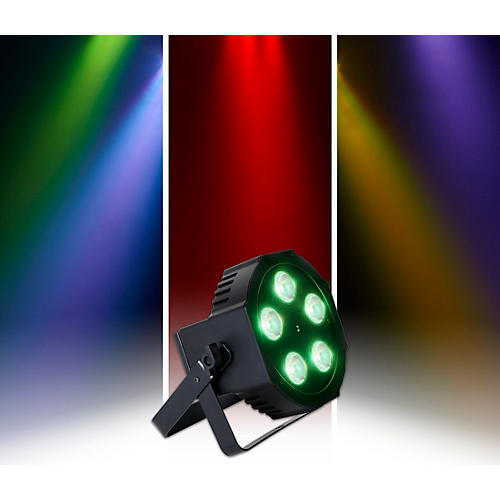 Martin Professional THRILL Compact PAR 64 RGBAW+UV LED Wash Light thumbnail