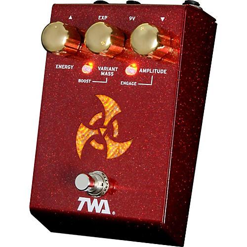 TWA TK-01 Triskelion Harmonic Energizer Modulation Guitar Effects Pedal-thumbnail