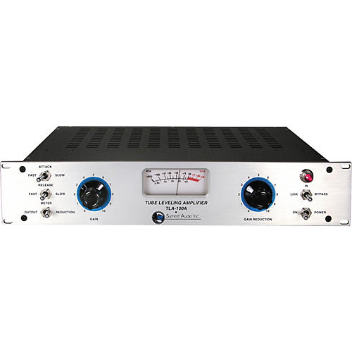 Summit Audio TLA-100A Tube leveling amplifier thumbnail