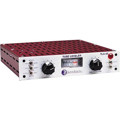 Summit Audio TLA-50 Tube Leveling Amplifier thumbnail
