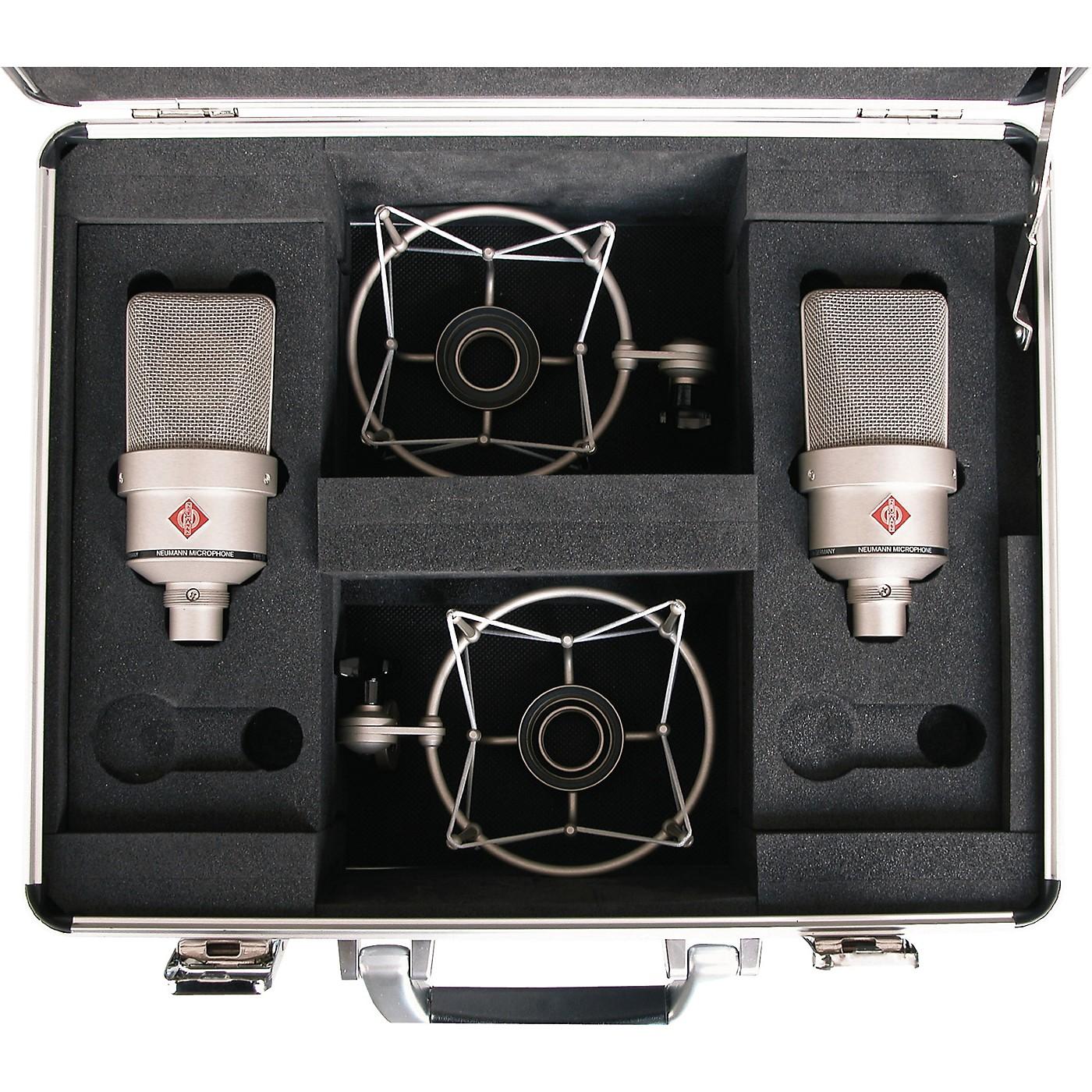 Neumann TLM 103 Anniversary Stereo Microphone Pair thumbnail