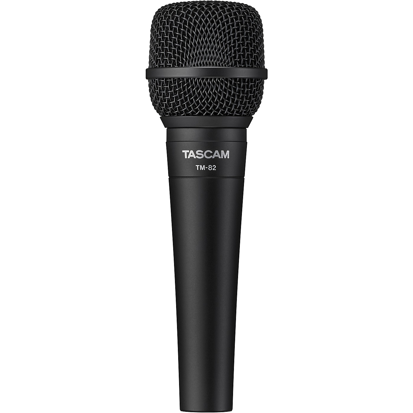 TASCAM TM-82 Dynamic Microphone for Recording Vocals and Instruments thumbnail