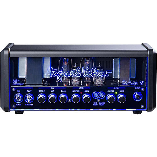 Hughes & Kettner TM18H Anniversary TubeMeister Tube Guitar Head with FREE FS2 Footswitch and Padded Bag thumbnail