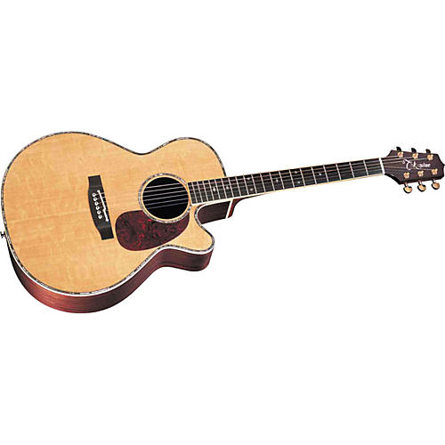 Takamine TNV460SC Acoustic-Electric Guitar with CTP-1 Cool Tube Preamp thumbnail