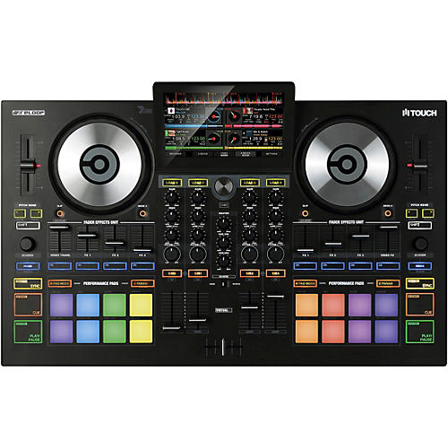 Reloop TOUCH VirtualDJ Controller with Touchscreen thumbnail