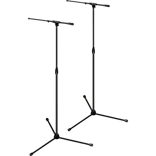 Ultimate Support TOUR-T-TALL-T Pkg-tripod base/telescoping boom,X tall height 2-Pack thumbnail