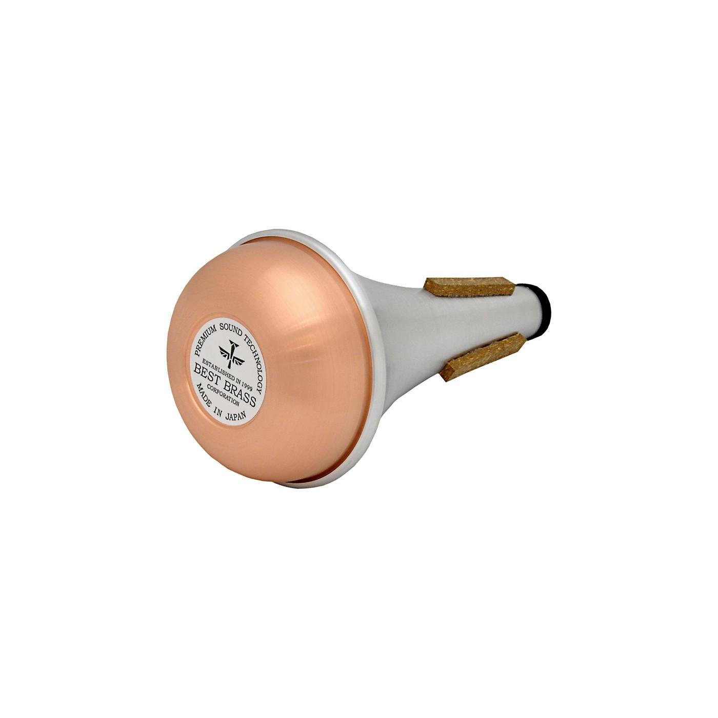 Best Brass TP-Copper Bottom Trumpet Straight Mute thumbnail