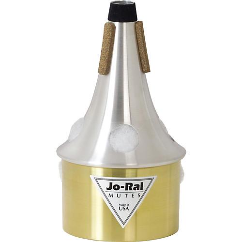 Jo-Ral TPT-4B Brass Bottom Trumpet Bucket Mute thumbnail
