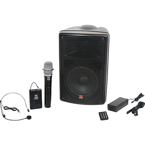Galaxy Audio TQ8-24SHN Traveler Quest 8 With 2 Receivers, One Headset, And One Handheld Microphone thumbnail