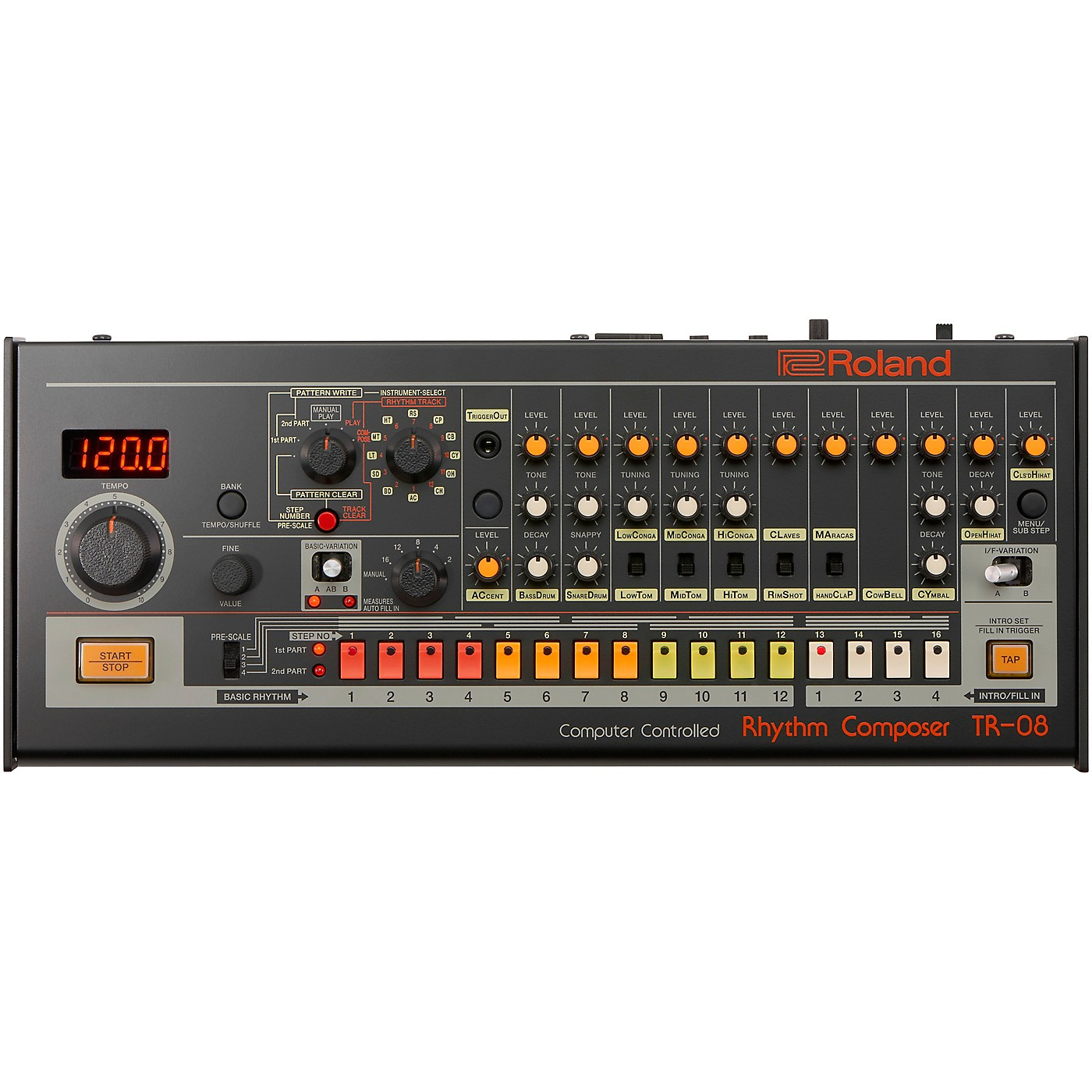 Roland TR-08 Sound Module thumbnail