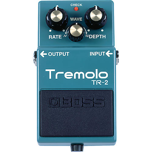 Boss TR-2 Tremolo Pedal thumbnail